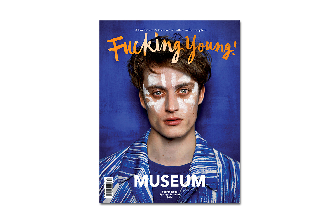 "Image of Fucking Young! 2014 Spring/Summer ""Museum"" Issue"
