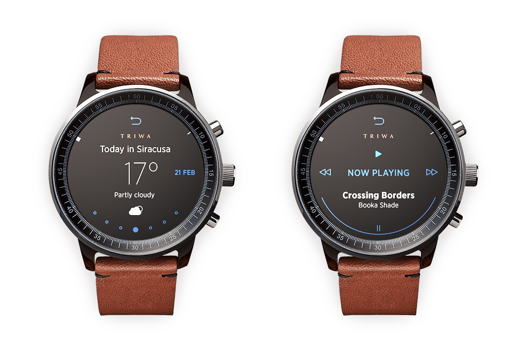 Image of Gábor Balogh Envisions the Future of Smartwatches with TRIWA-Based Concept