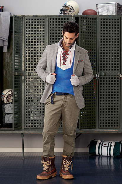Image of GANT by Michael Bastian 2014 Fall/Winter Lookbook