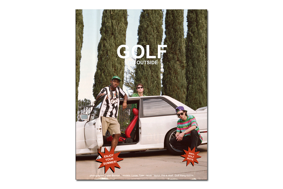 Image of GOLF WANG 2014 Spring/Summer Lookbook