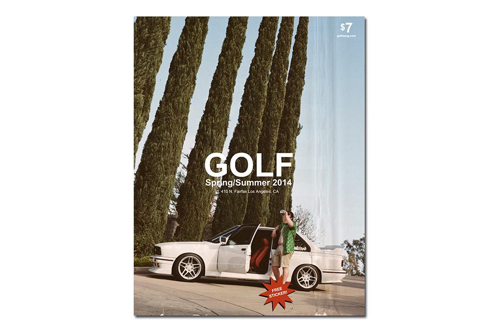 Image of GOLF WANG 2014 Spring/Summer Lookbook