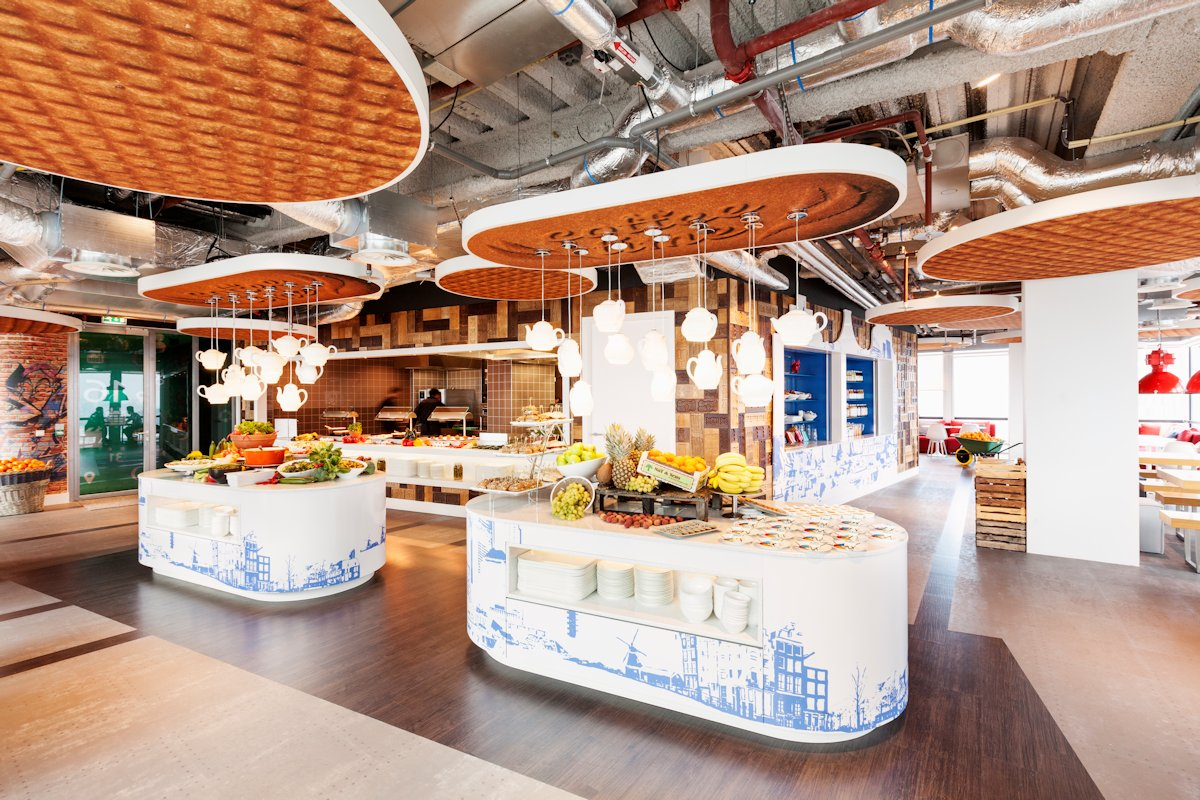 Image of Google Amsterdam Offices by D/DOCK