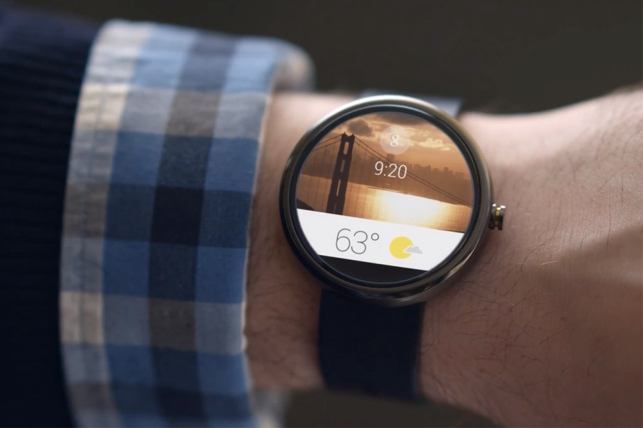 Image of Google Introduces Android Wear