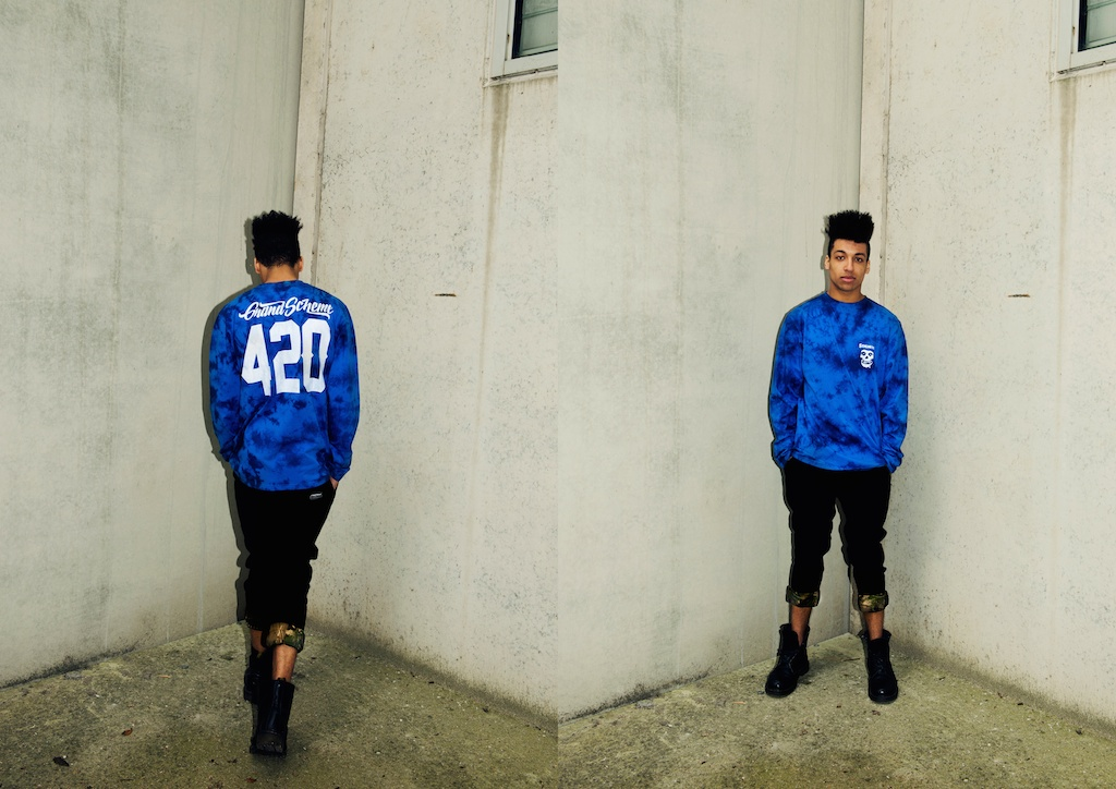 Image of Grand Scheme 2014 Spring/Summer Lookbook