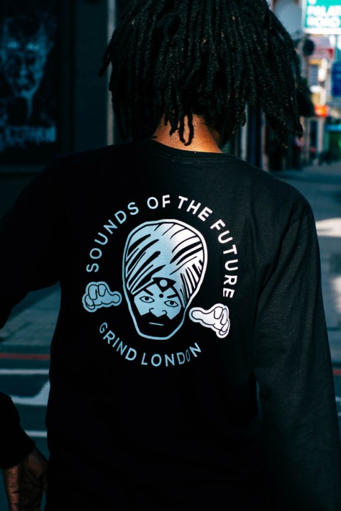 "Image of Grind London 2014 Pre-Summer ""The New Sound"" Lookbook"