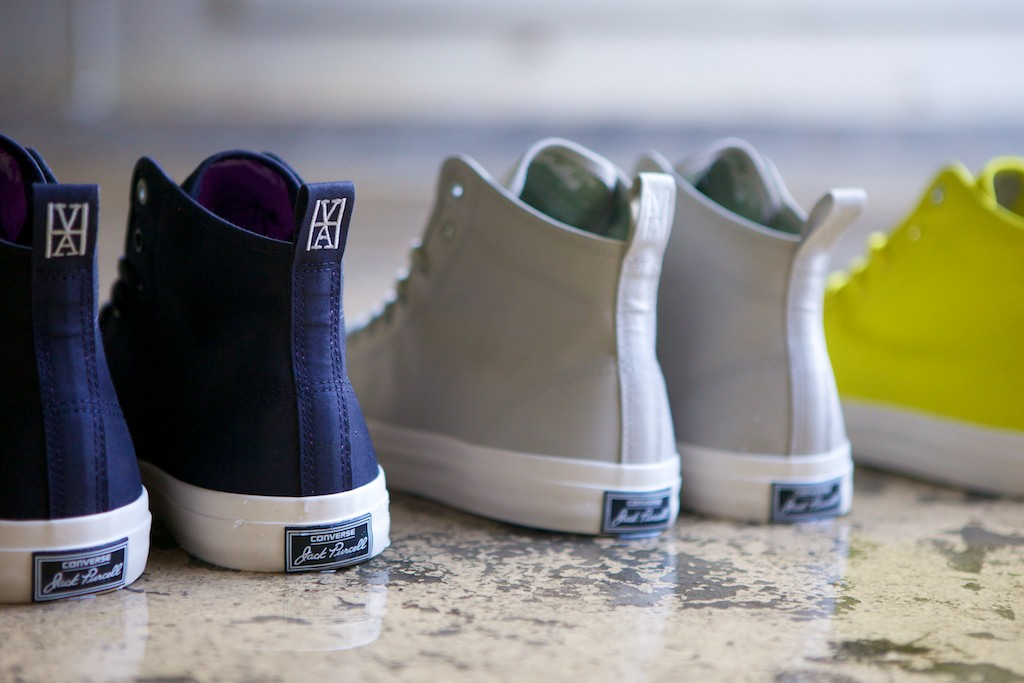 Image of Hancock Vulcanised Articles x Converse First String Jack Purcell 2014 Spring/Summer Collection