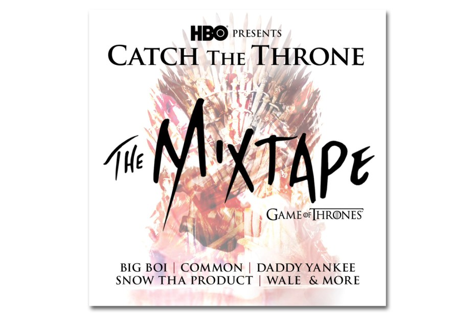 Image of HBO: 'Catch the Throne' Game of Thrones Recap Mixtape