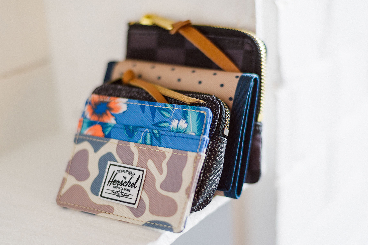 Image of Herschel Supply Co. 2014 Spring/Summer Wallet Collection