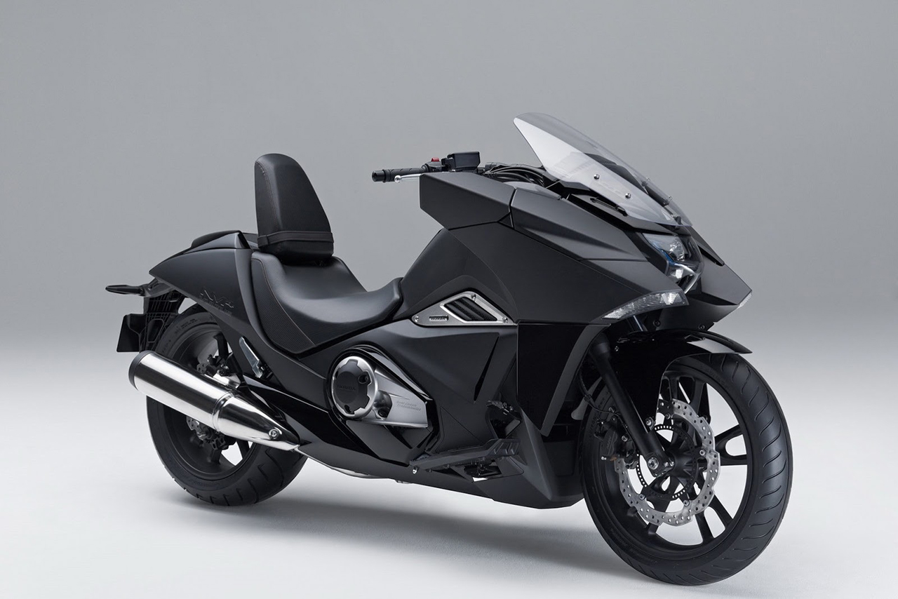 Image of Honda Unveils NM4 Series Motorcycles