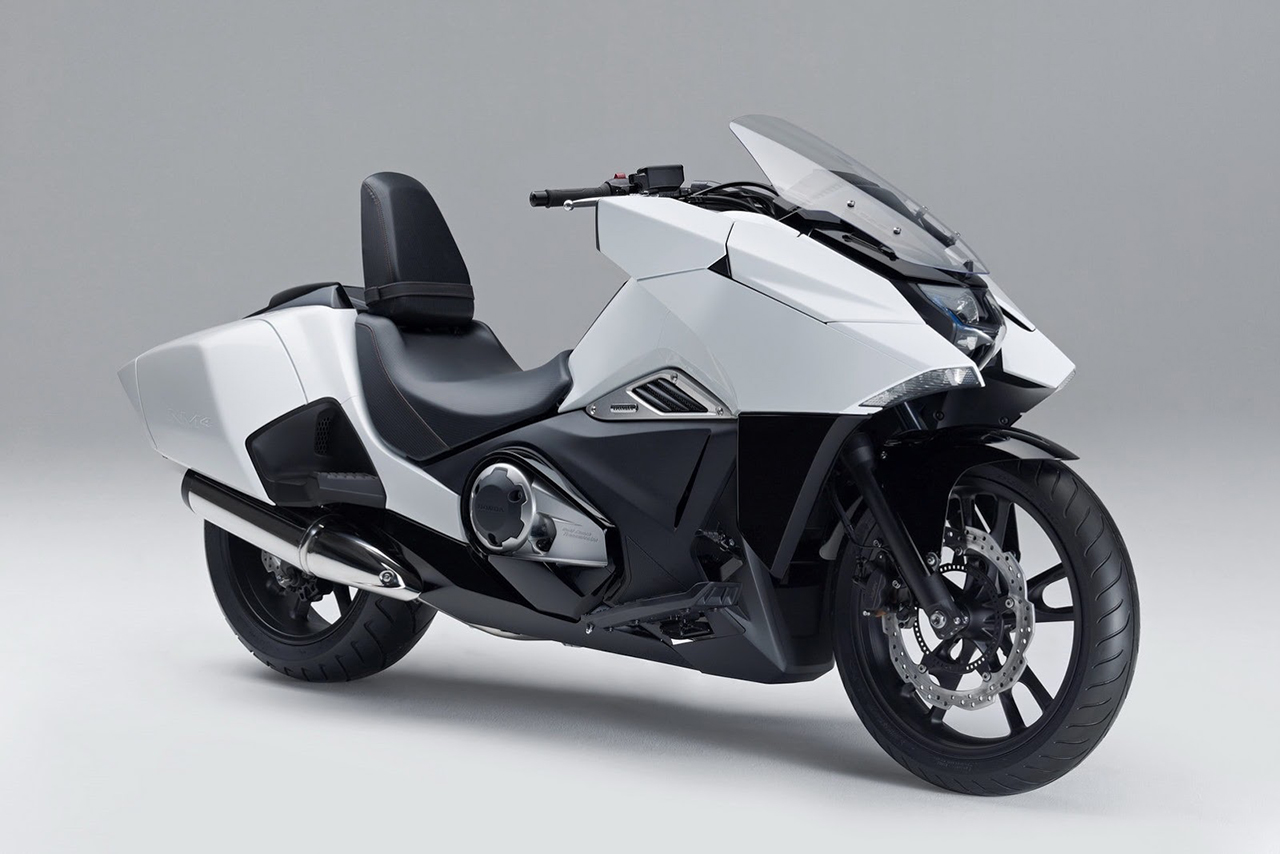 Image of Honda Unveils NM4 Series Motorcycles