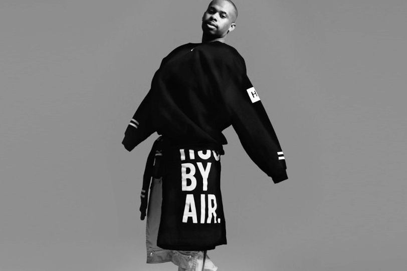 "Image of Hood By Air Nominated for LVMH's ""Prize for Young Fashion Designers"" Award"