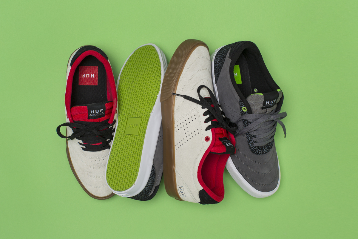 Image of HUF 2014 Spring Delivery 2 Footwear