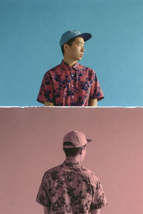 Image of HUF 2014 Spring Delivery 2 Lookbook