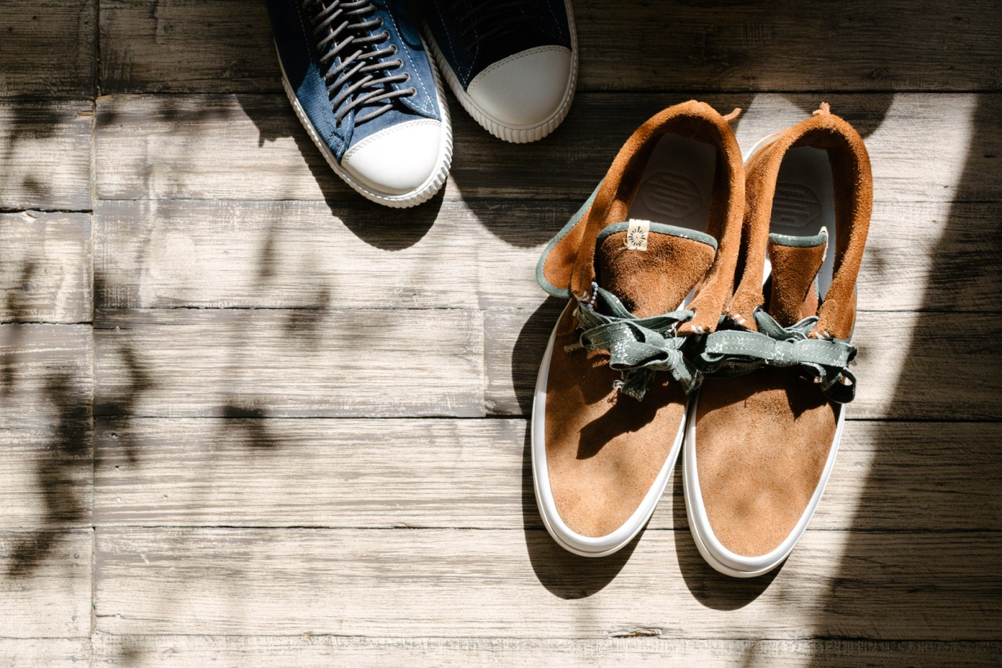 Image of How visvim ended up in Santa Fe, New Mexico: Jed Foutz of Shiprock Trading Co. Tells the Story
