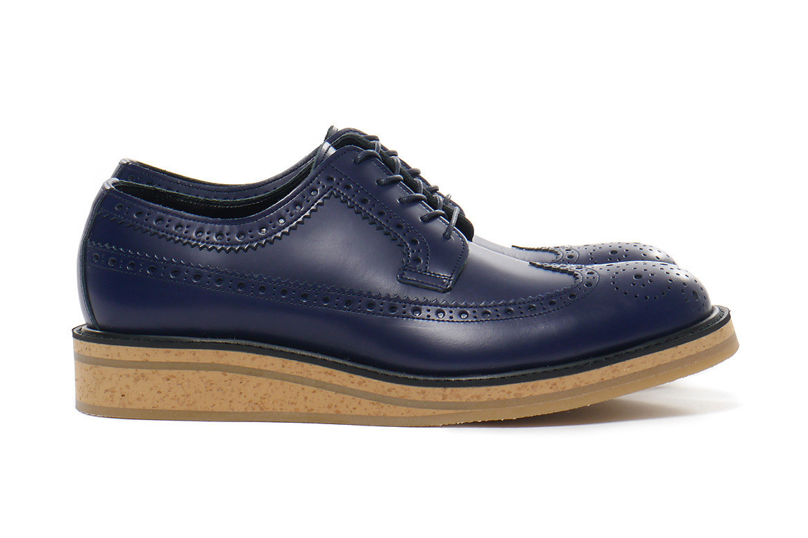 Image of JohnUNDERCOVER 2014 Spring/Summer Brogue Shoes