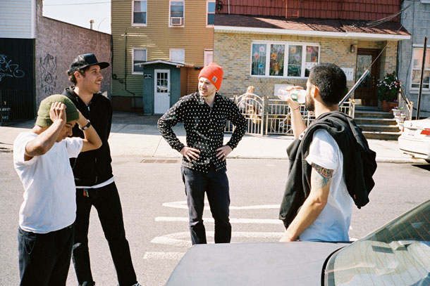 "Image of Jonathan Mehring Goes Behind the Scenes of Supreme's ""cherry"""