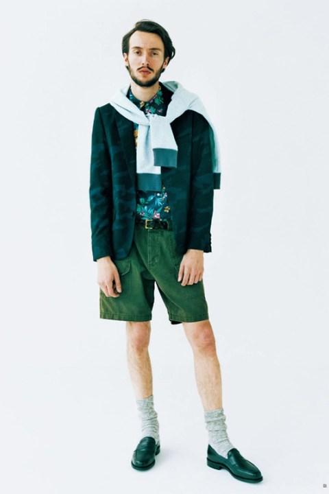Image of Journal Standard 2014 Spring/Summer Lookbook