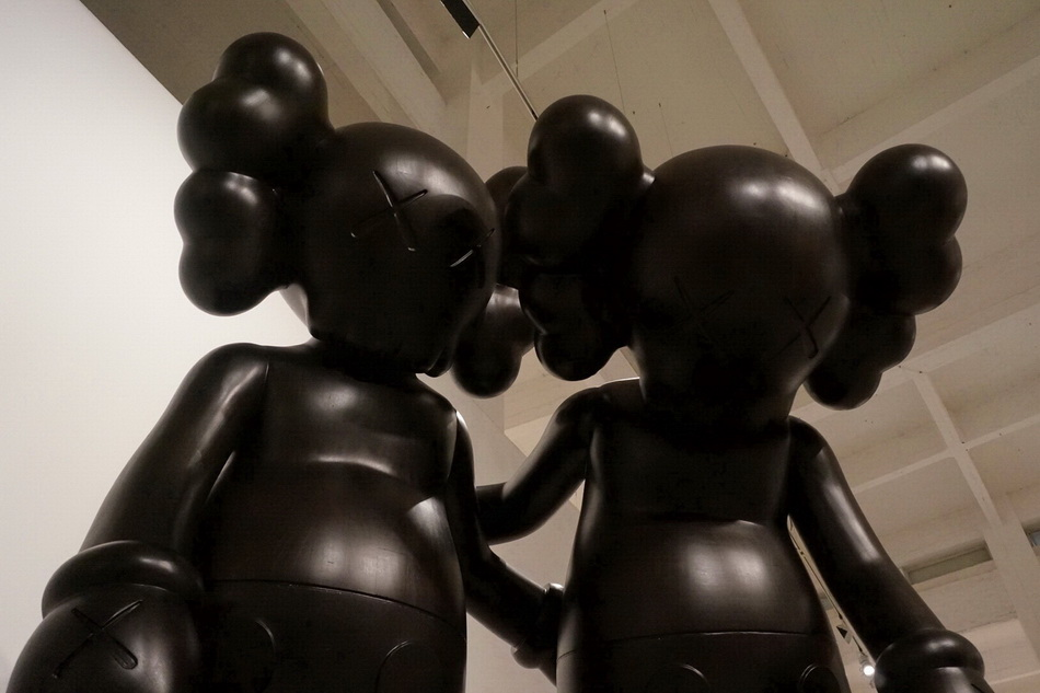 "Image of KAWS ""Final Days"" @ CAC Málaga"