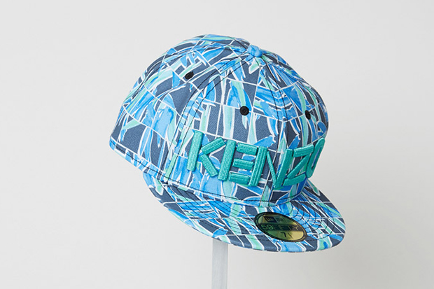 Image of KENZO x New Era 2014 Spring Collection