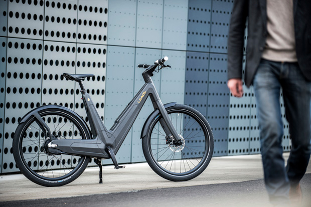 Image of Leaos Carbon Fiber Electric Bike