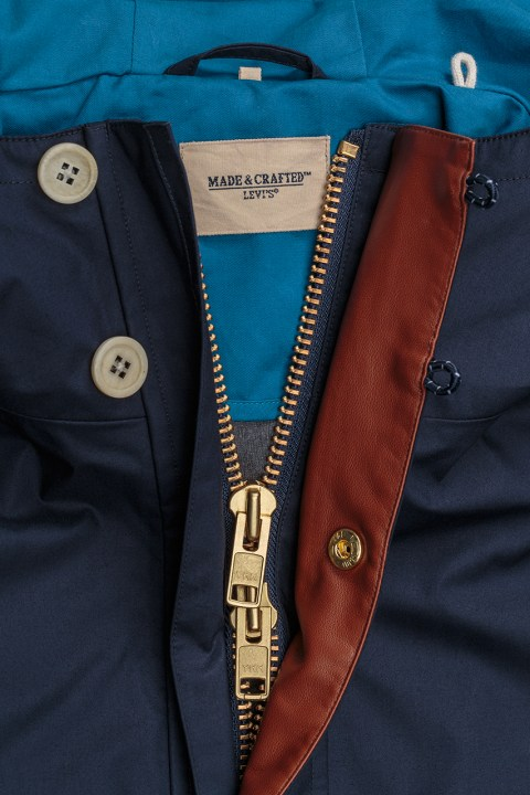 Image of Levi's Made & Crafted 2014 Spring/Summer Parka