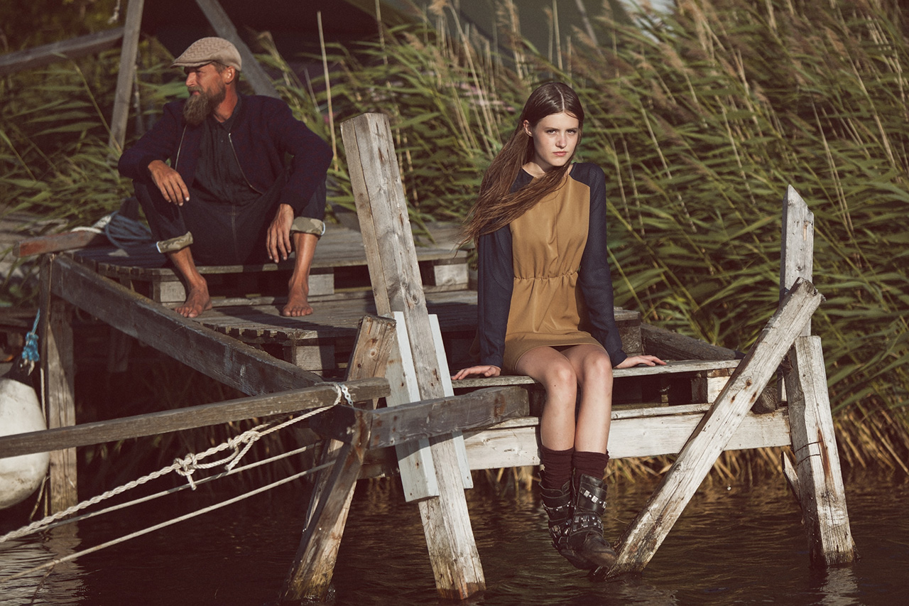 Image of Libertine-Libertine 2013 Fall/Winter Editorial by Sven Eselgroth