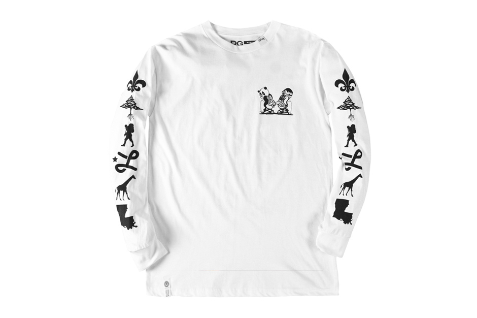 """Image of LRG x Lil Boosie """"Touch Down To Cause Hell"""" Collaboration"""