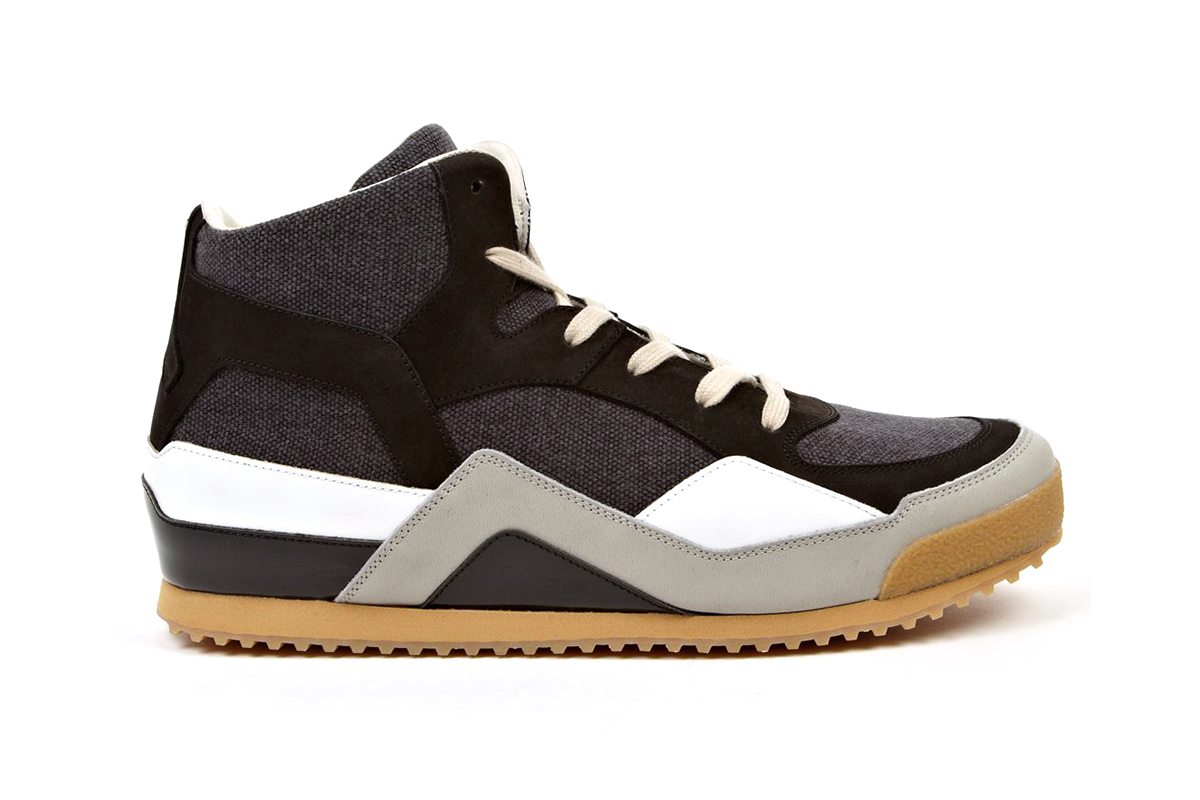Image of Maison Martin Margiela Mid-Top Sneakers
