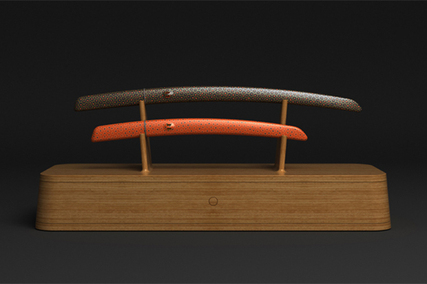 Image of Marc Newson Develops Aikuchi Swords with Japanese Master Craftsmen for WOW
