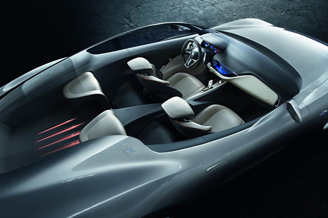 Image of Maserati Alfieri Concept