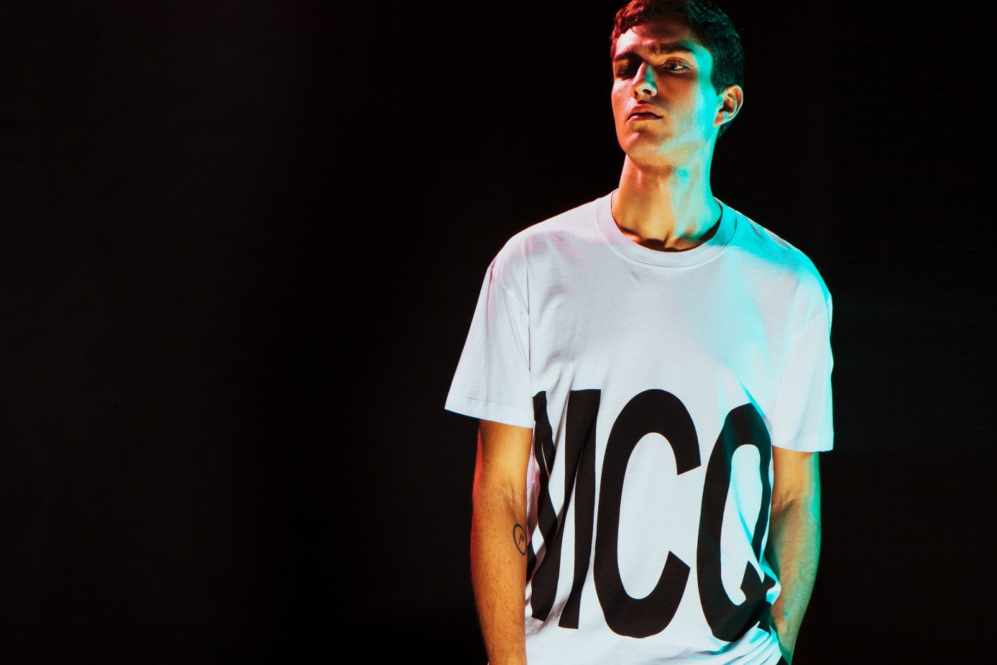 Image of McQ by Alexander McQueen 2014 Spring/Summer Collection
