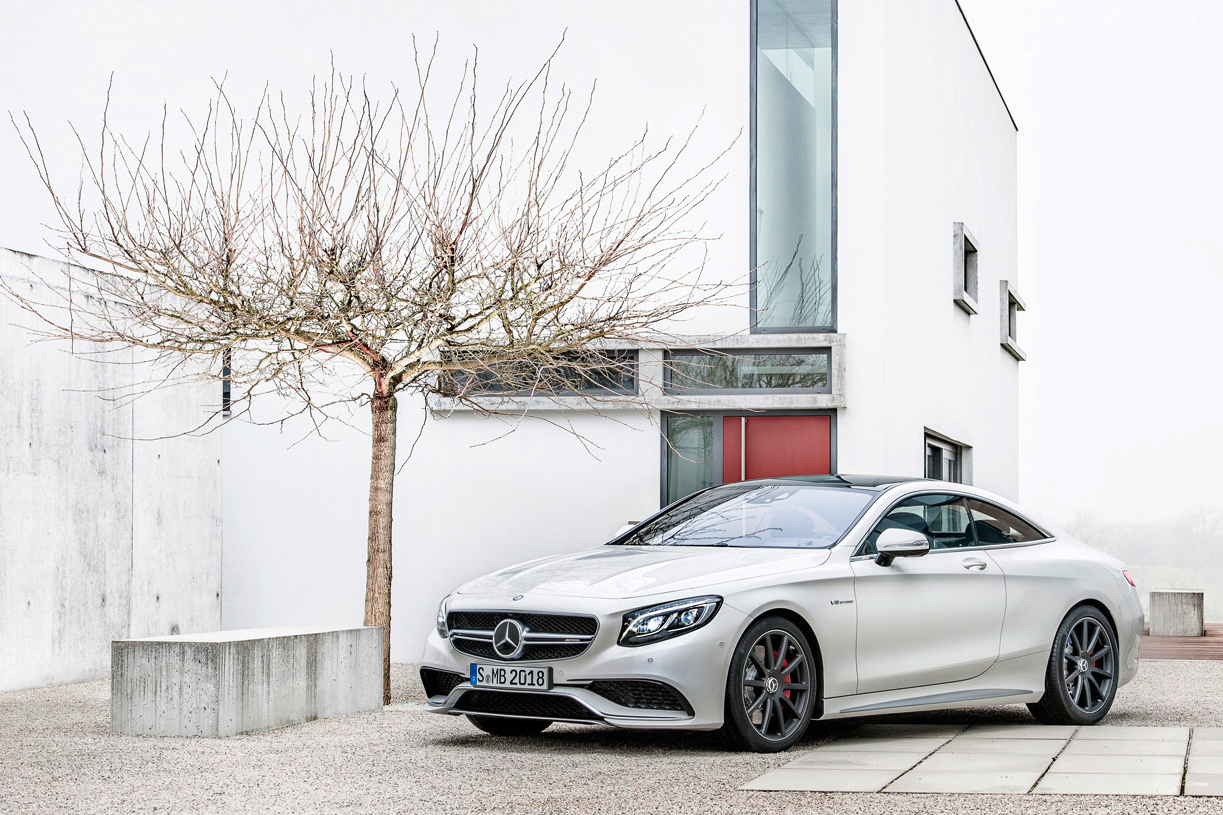 Image of Mercedes-Benz S63 AMG 4Matic Coupe