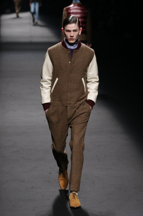 Image of MR.GENTLEMAN 2014 Fall/Winter Collection