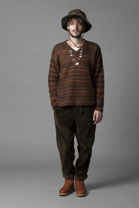Image of Needles 2014 Fall/Winter Lookbook