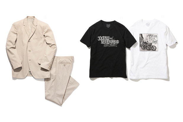 Image of NEIGHBORHOOD x S/Double 2014 Spring/Summer Collection