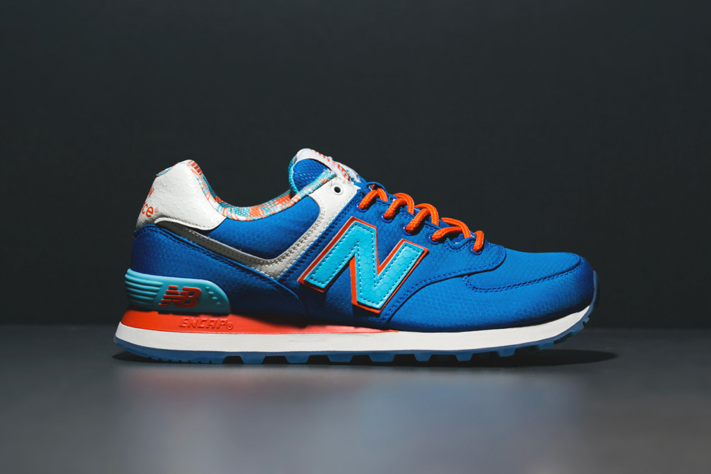 "Image of New Balance 574 ""Island"""
