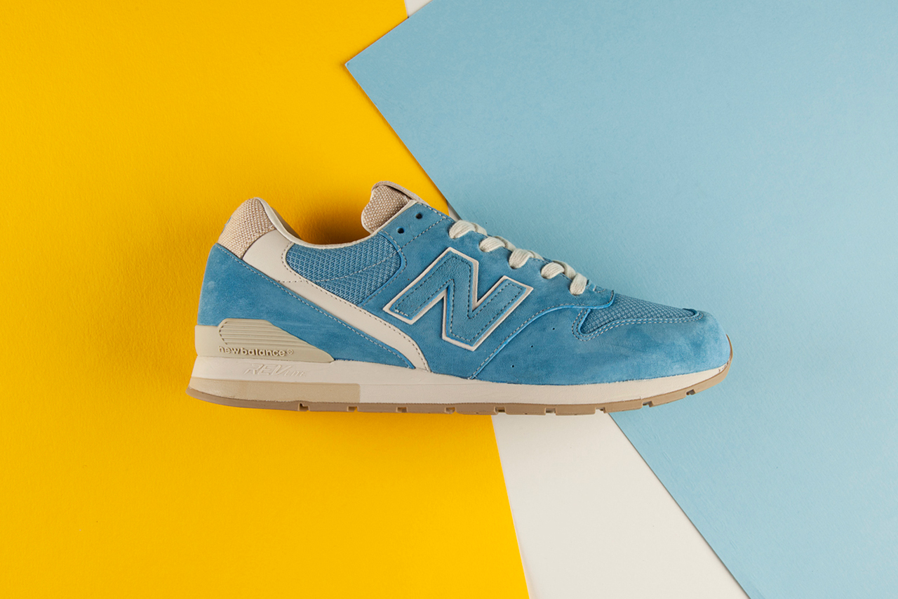 Image of New Balance 996 Revlite Vintage Pack