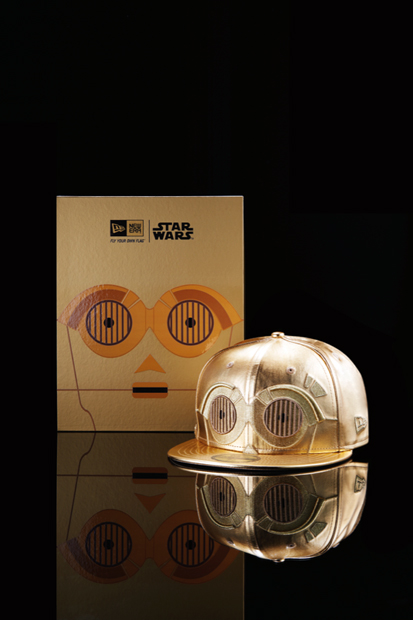 Image of New Era x Star Wars 59FIFTY® Cap Collection