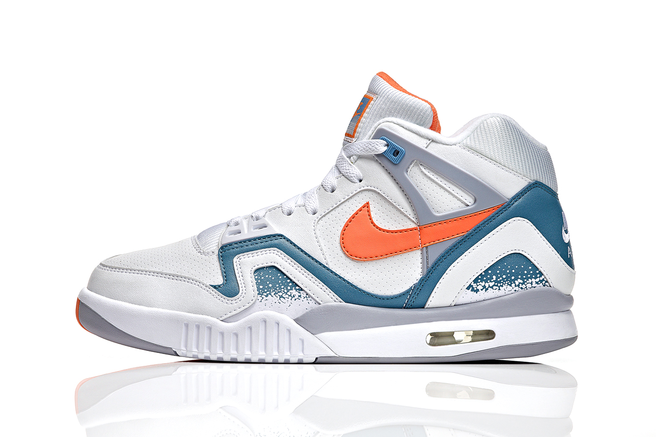 "Image of Nike Air Tech Challenge II ""Clay Blue"""