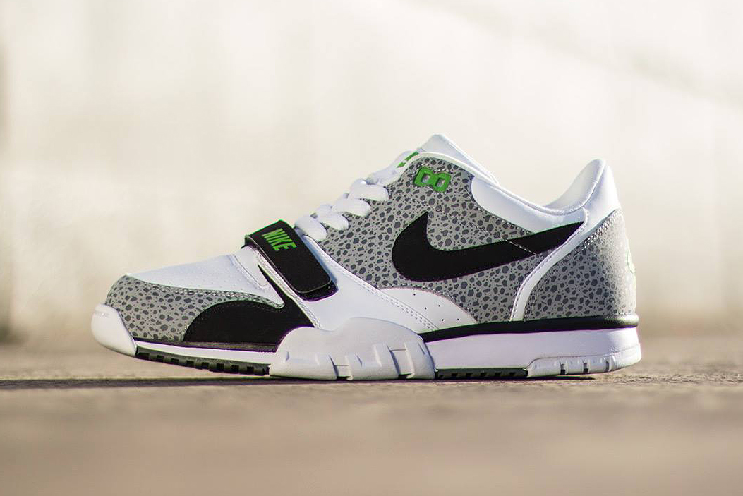 "Image of Nike Air Trainer 1 Low ST ""Safari"""