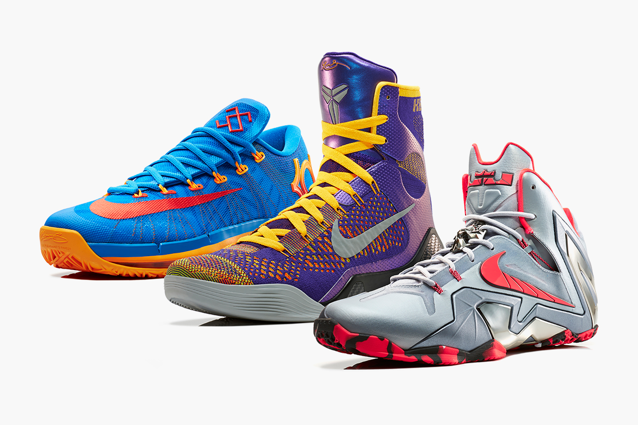 Image of Nike Basketball 2014 Elite Series Team Collection