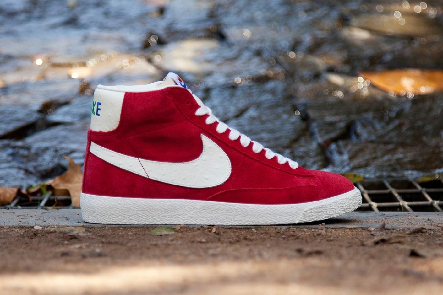 Image of Nike Blazer Mid Vintage Premium QS Pack