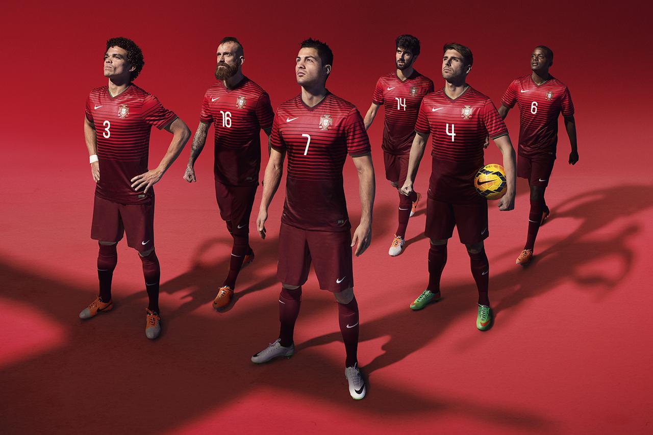 Image of Nike Celebrates 100 Years of the Portuguese Football Federation