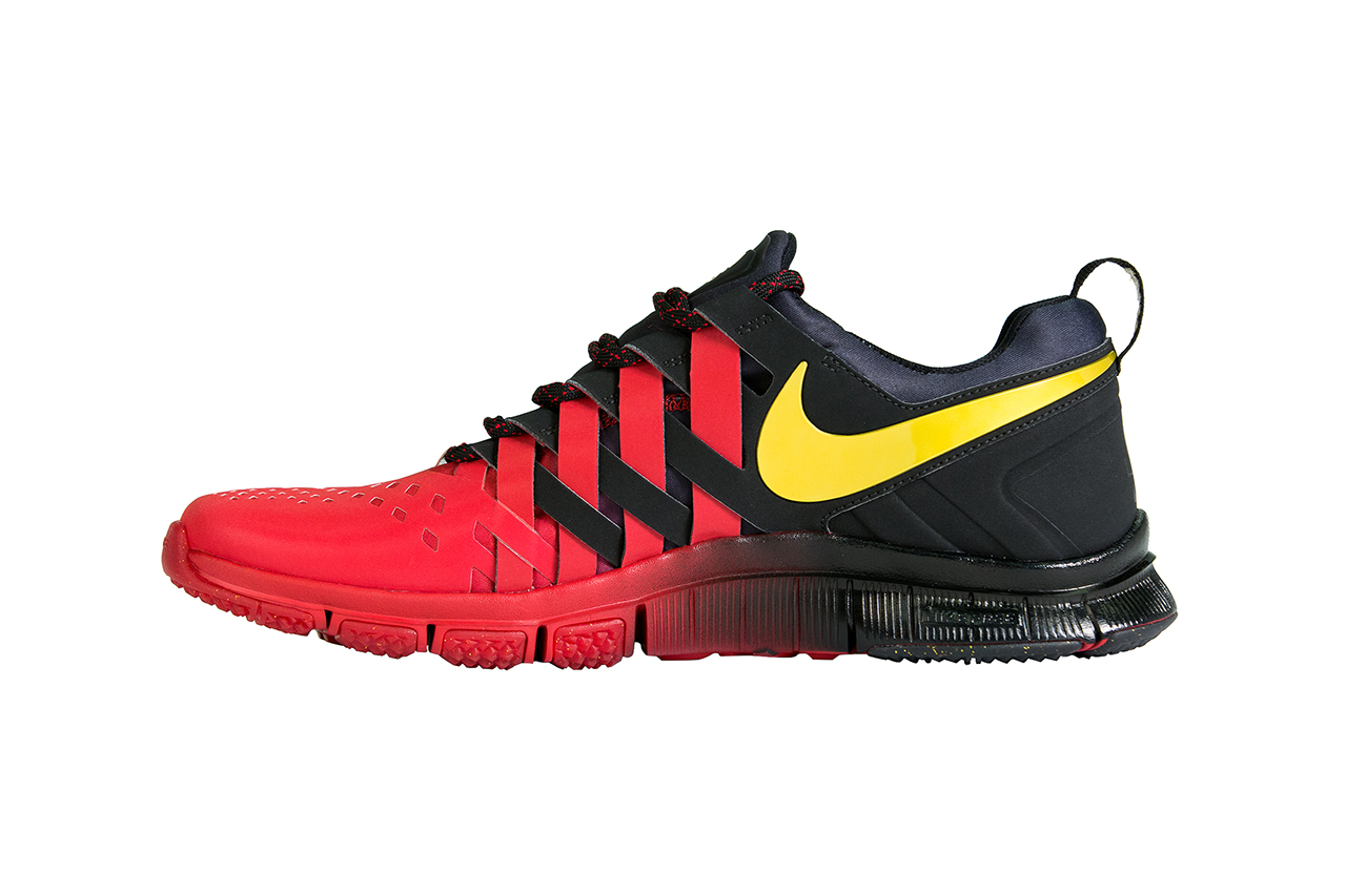 "Image of Nike Free Trainer 5.0 Jon ""Bones"" Jones Edition"