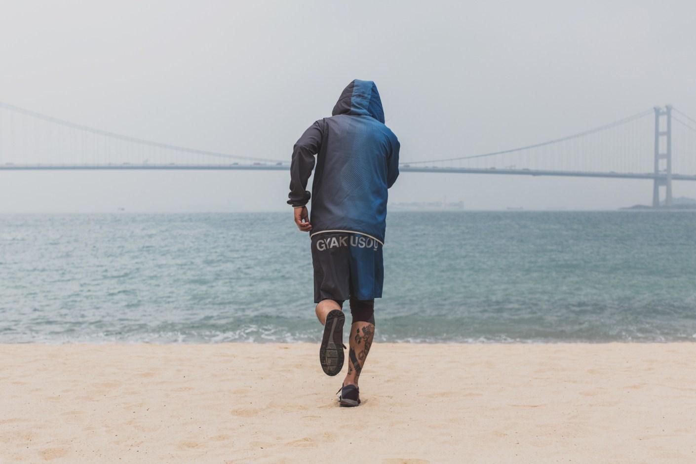 "Image of UNDERCOVER x Nike GYAKUSOU 2014 Spring/Summer ""Yin & Yang"" Editorial"