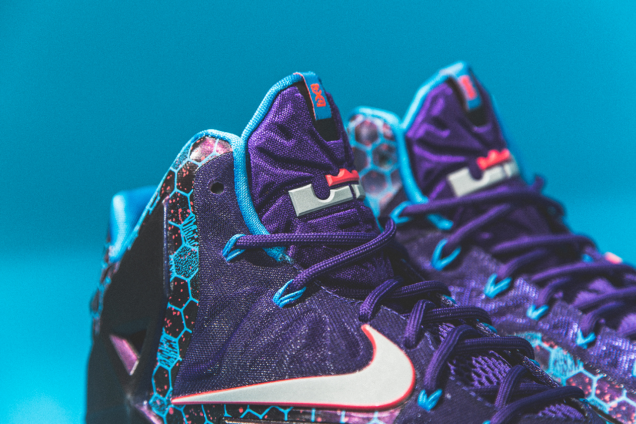 """Image of Nike LeBron 11 """"Hornets"""""""