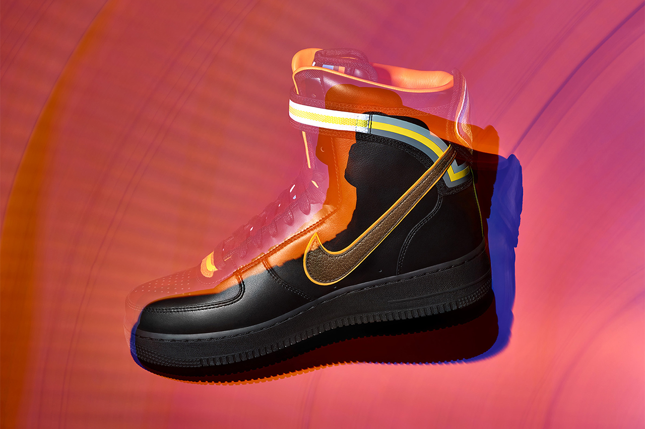 Image of Nike Officially Unveils the Riccardo Tisci-Designed Nike + R.T. Air Force 1 Collection