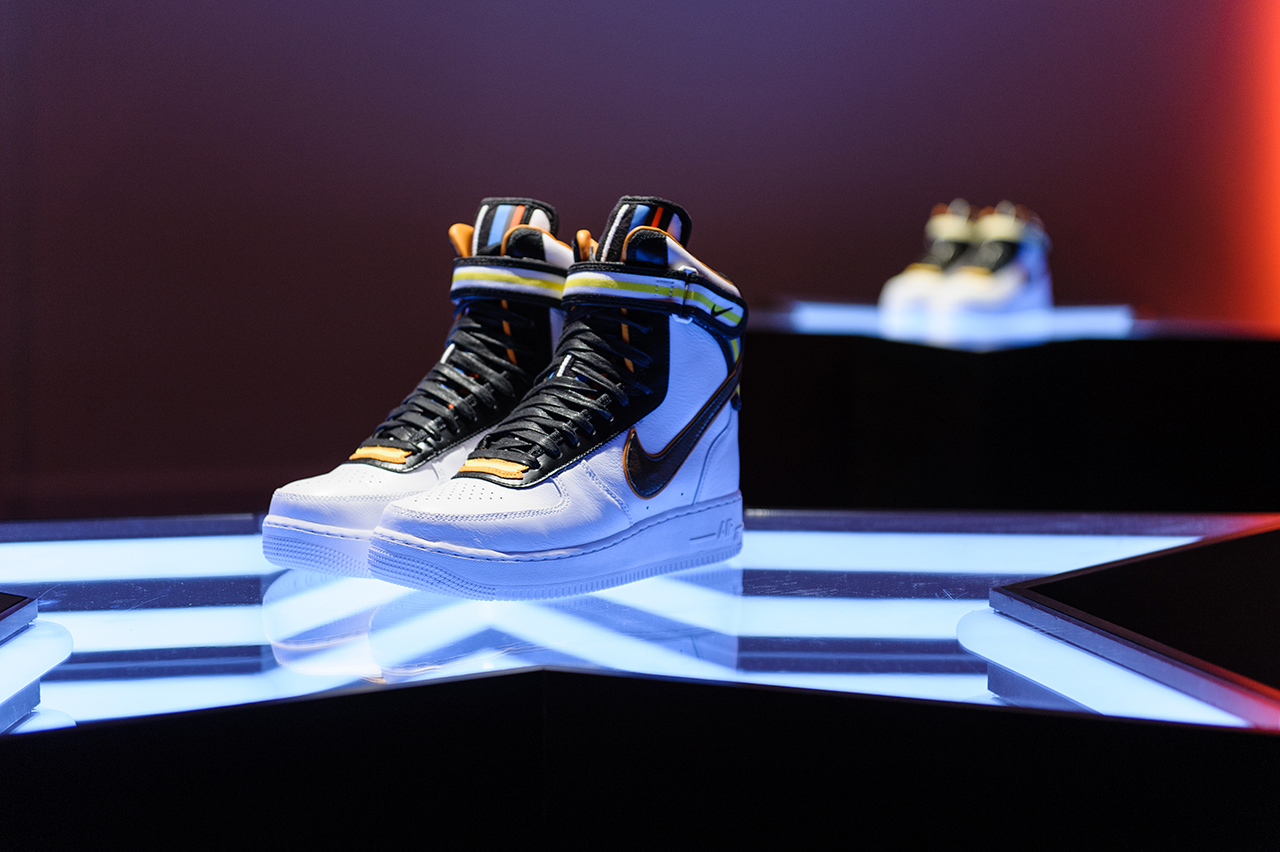 Image of Nike + R.T. New York Pop-Up Store