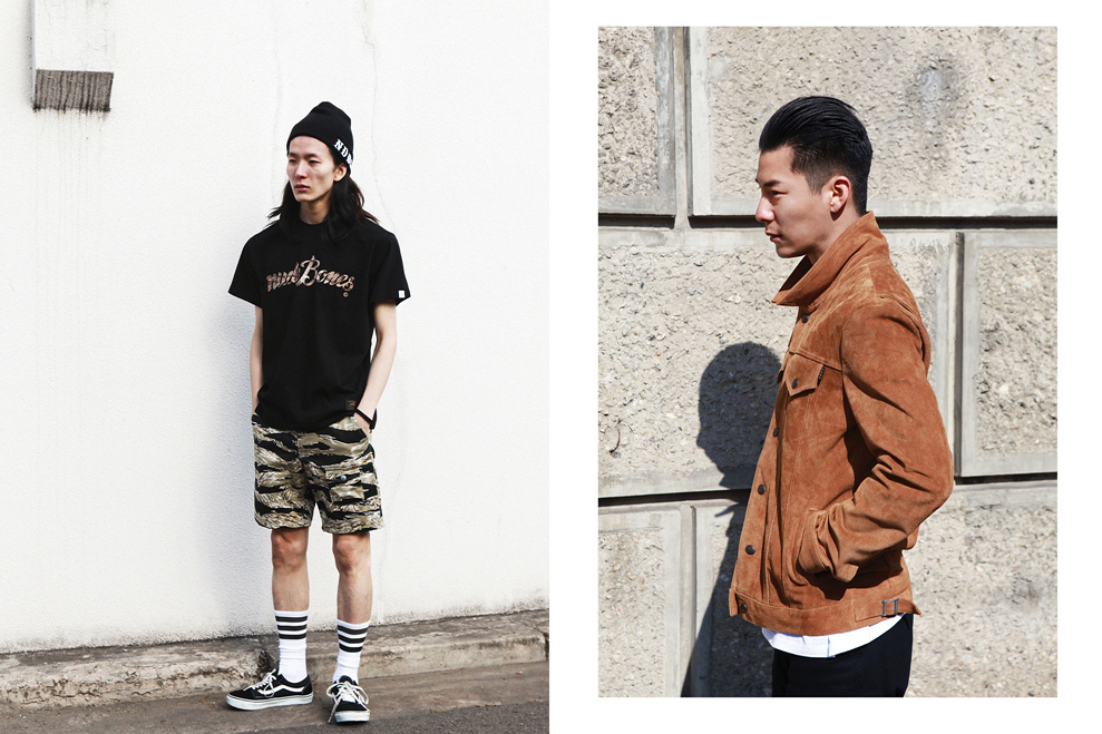 Image of Nudebones 2014 Spring/Summer Lookbook