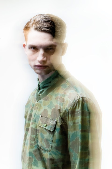 Image of Over All Master Cloth 2014 Spring/Summer Editorial